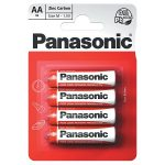 panasonic zinc aa battery 4s