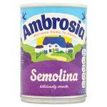 ambrosia semolina 425g
