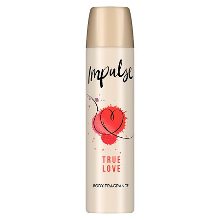 impulse bodyspray true love 75ml