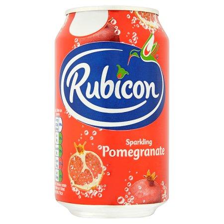 rubicon pomegranate 59p 330ml