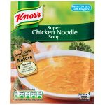 knorr 1.5pt super chicken noodle soup 51g