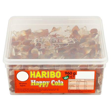 haribo happy cola 2p 300s