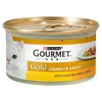 gourmet gold chicken & liver gravy 85g