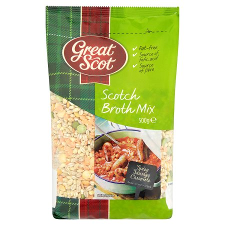 great scot broth mix 500g