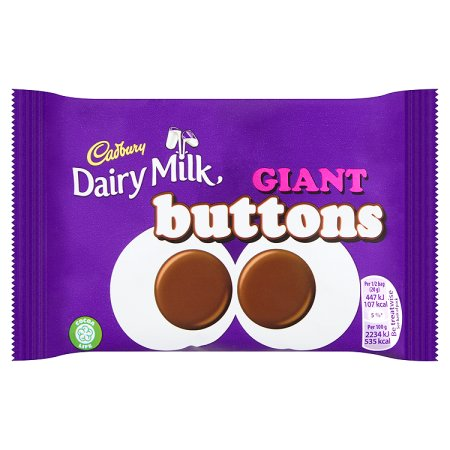 cadbury giant buttons bag 40g