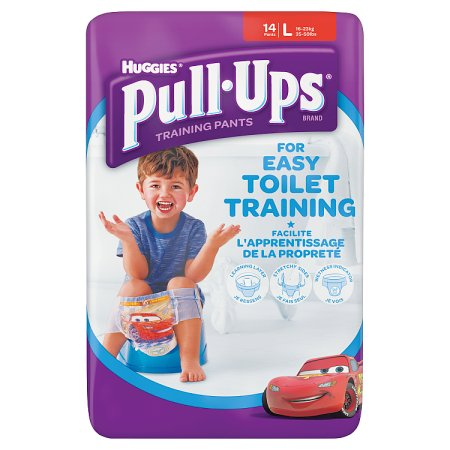 huggies pullups boy 2 - 4 15s