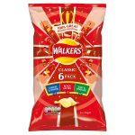 walkers variety [6 pack] 25g