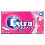 wrigley extra bubblegum soft chew 14s