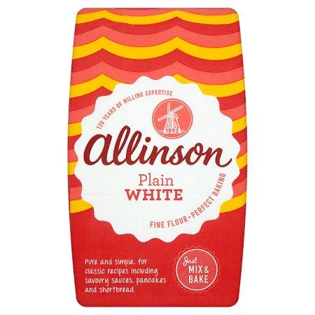 allinsons mix n bake plain flour 1.5kg