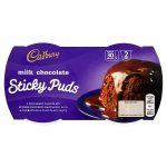 cadbury chocolate pudding 2pack