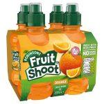 fruit shoot orange sugar free [4 pack] 4x200m