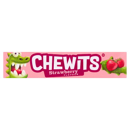 chewits strawberry 30g