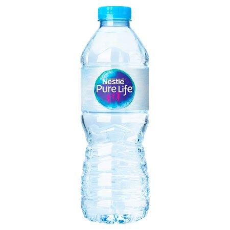 nestle pure life water 500ml