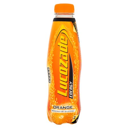 lucozade orange bottle 500ml