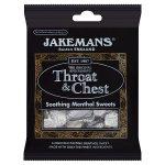 jakemans throat & chest bag 100g