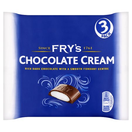frys choclate cream [3 pack] 3pk