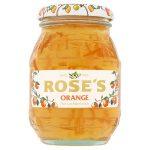 roses orange marmalade jam 454g