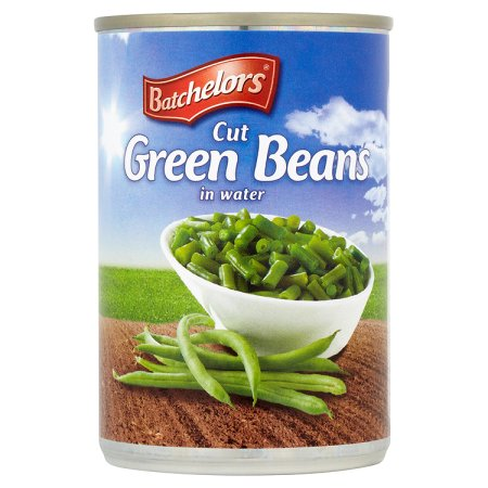 batchelors cut green beans 290g