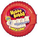hubba bubba tape snappy strawberry 12s