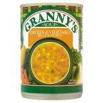 grannys soup chicken & vegetable 400g