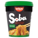nissin soba cup noodles teriyaki 90g