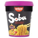 nissin soba cup noodles thai 89g