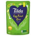 tilda steamed egg fried rice 250ml