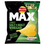 walker max salt & vinegar 50g