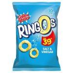 golden wonder ringos salt & vinegar 39p 22g
