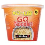 kolee go cup noodles thai hot & spicy tomato yum 65g