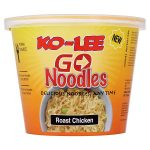 kolee go cup noodles roast chicken 65g