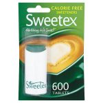 sweetex tablets 600s 600s