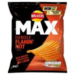 walkers max flamin hot 50g