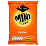 mini cheddars original 50g