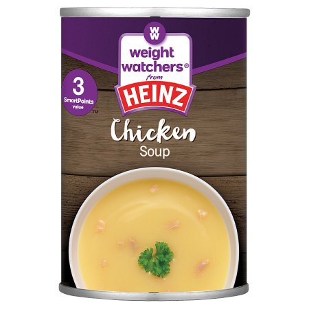 heinz weight watchers chicken soup 295g