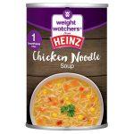 heinz weight watchers chicken noodle soup 295g