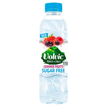volvic tof summer fruits nas 50cl