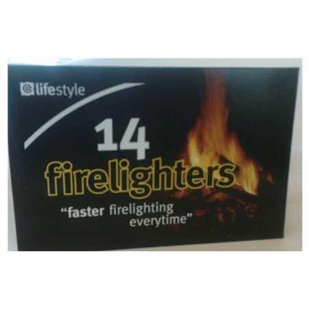 lifestyle firelighters 14s