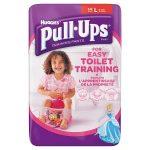 huggies pullups girl 2 - 4 15s