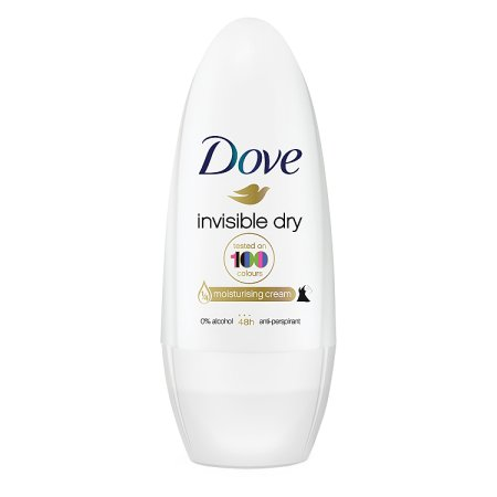 dove roll on invisible 50ml