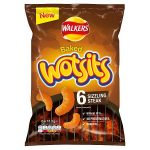 walkers wotsits steak [6pack] 6x13.5
