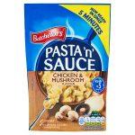 batchelors pasta n sauce chicken & mushroom 99g
