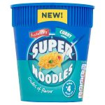 batchelors super noodles pot mild curry 75g