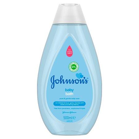 johnson baby bath 500ml