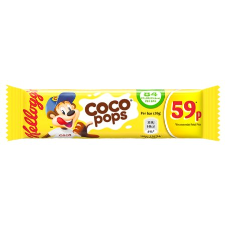 kelloggs coco pops 59p 20g