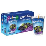 capri sun blackcurrant [8 pack] 8x200m