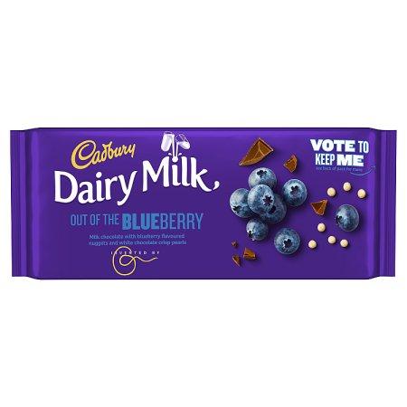cadbury inventor blueberry block 105g
