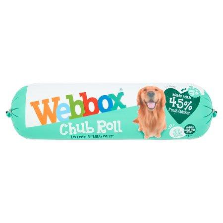 webbox duck chubs 720g