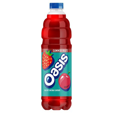 oasis summer fruits 1.5ltr