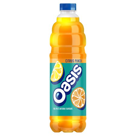 oasis citrus punch 1.5ltr
